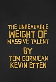 The Unbearable Weight of Massive Talent