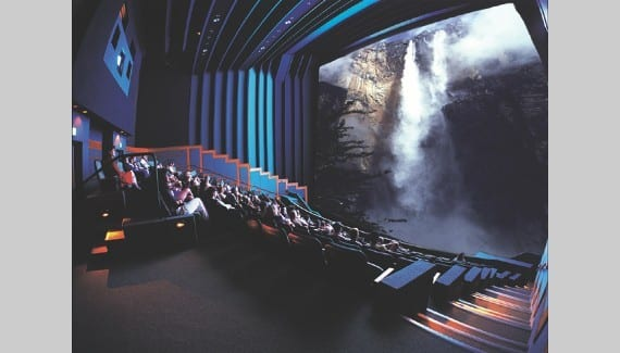 World Golf Hall of Fame IMAX Theater
