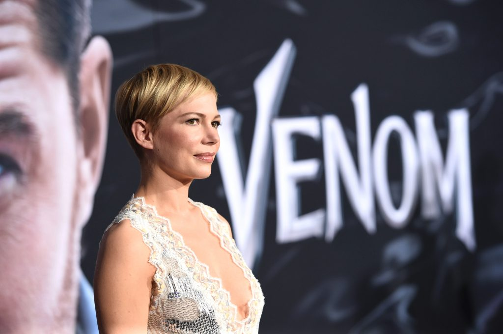 Columbia Pictures' VENOM World Premiere at the Regency Village Theater, Los Angeles, CA, USA - 01 October 2018