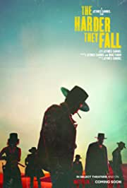 Poster-The Harder they Fall