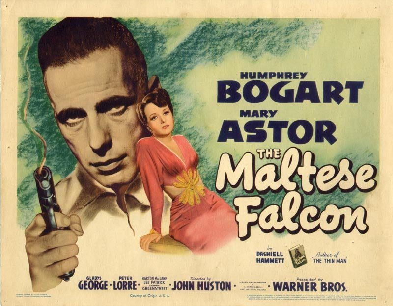 TCM Comments on THE MALTESE FALCON