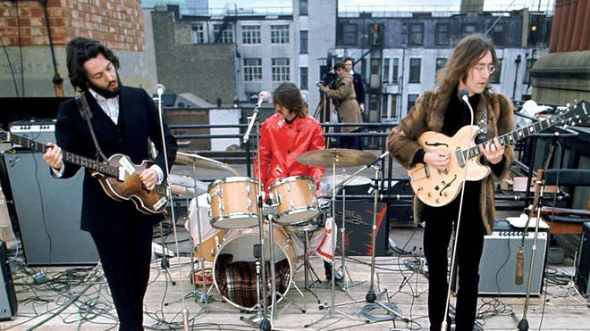 The Beatles: Get Bac